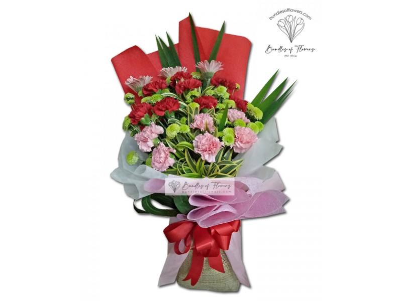 Mixed Flowers Bouquet 04