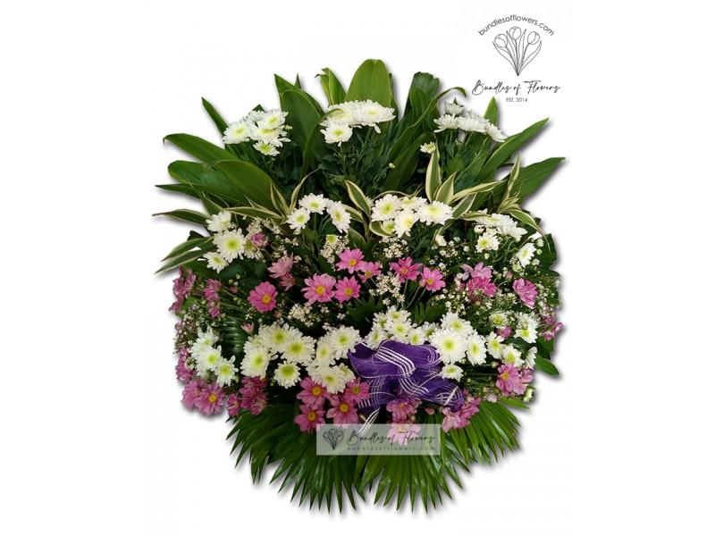 Flower Basket 04