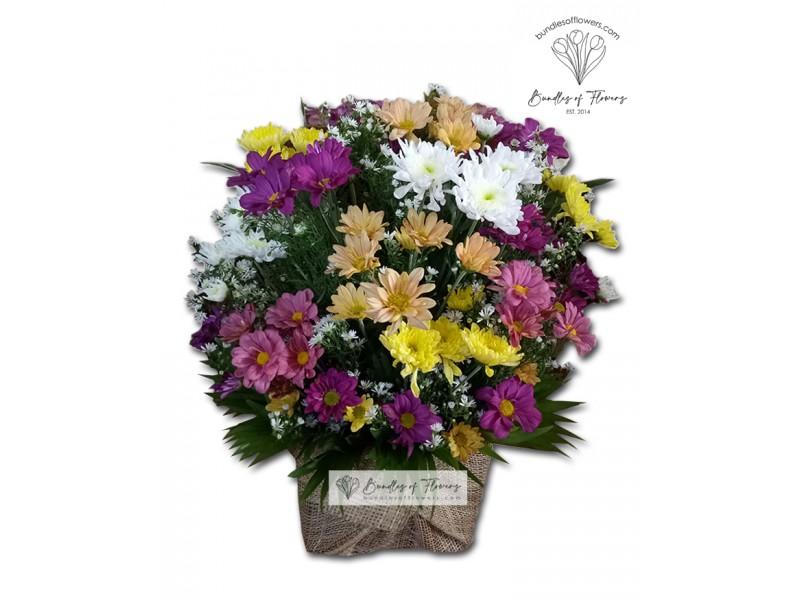 Flower Basket 02