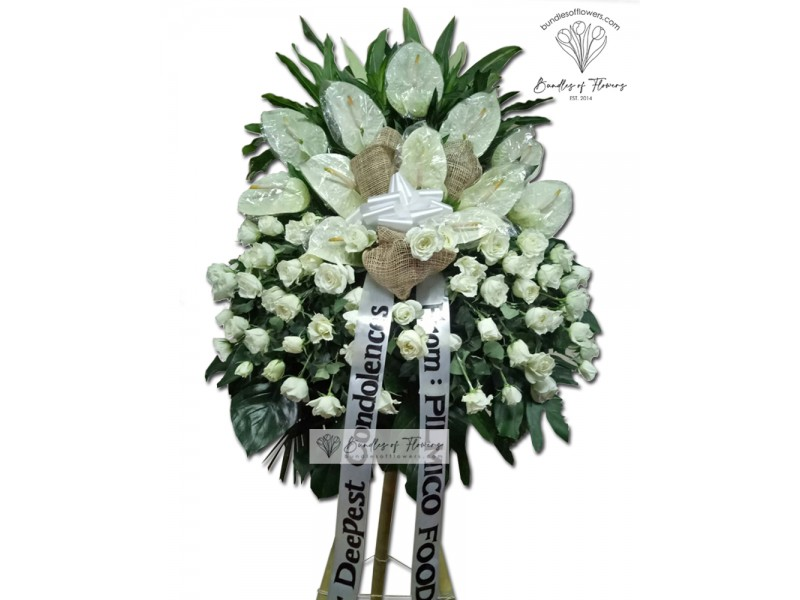 Funeral Flowers 02