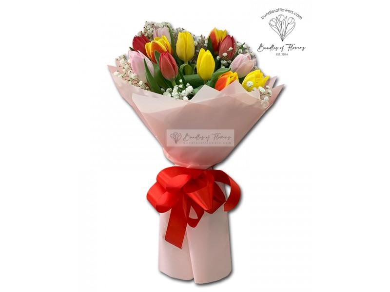 Tulips Bouquet 04