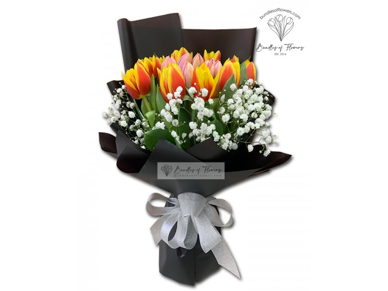 Tulips Bouquet 05