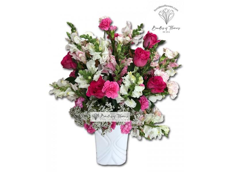Flower in Vase 03