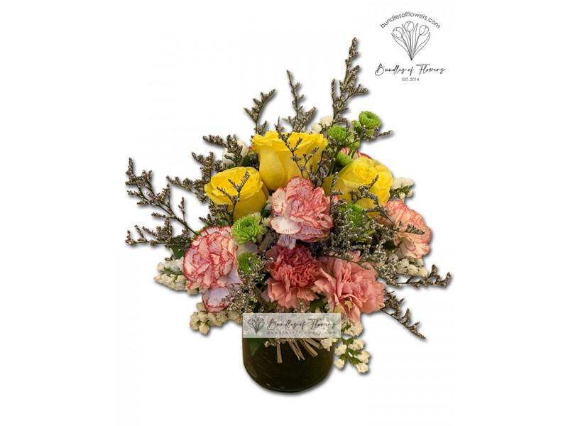 Flower in Vase 08