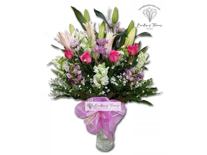 Vase Arrangement 02
