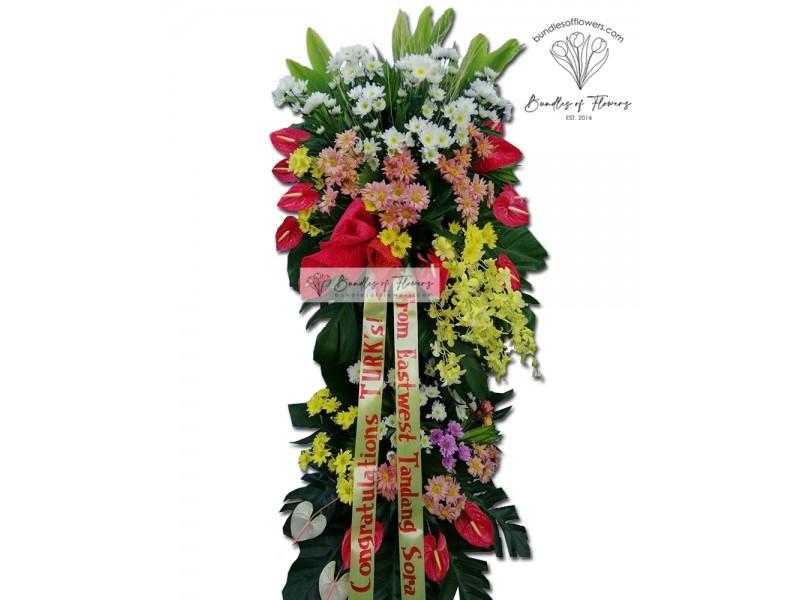 Anniversary Flowers 05