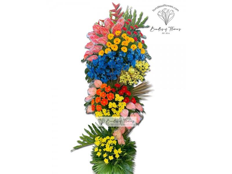 Inaugural Flowers 01