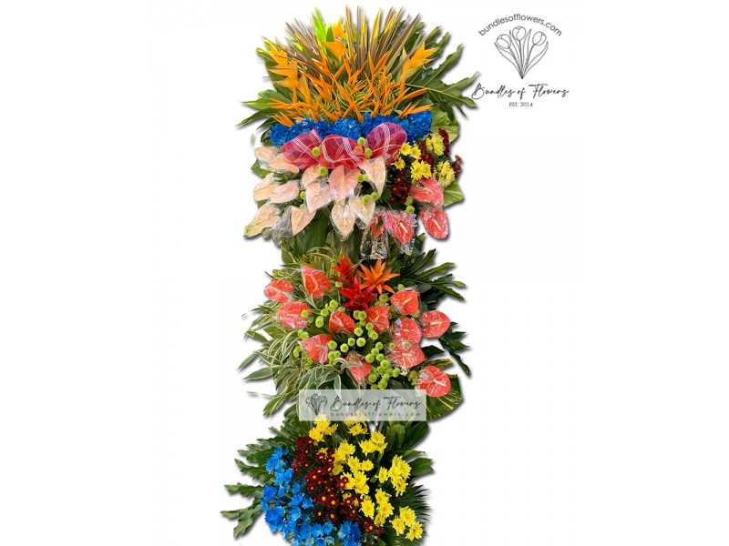 Inaugural Flowers 03
