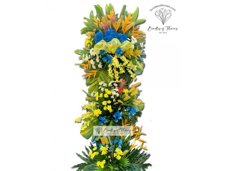 Inaugural Flowers 04