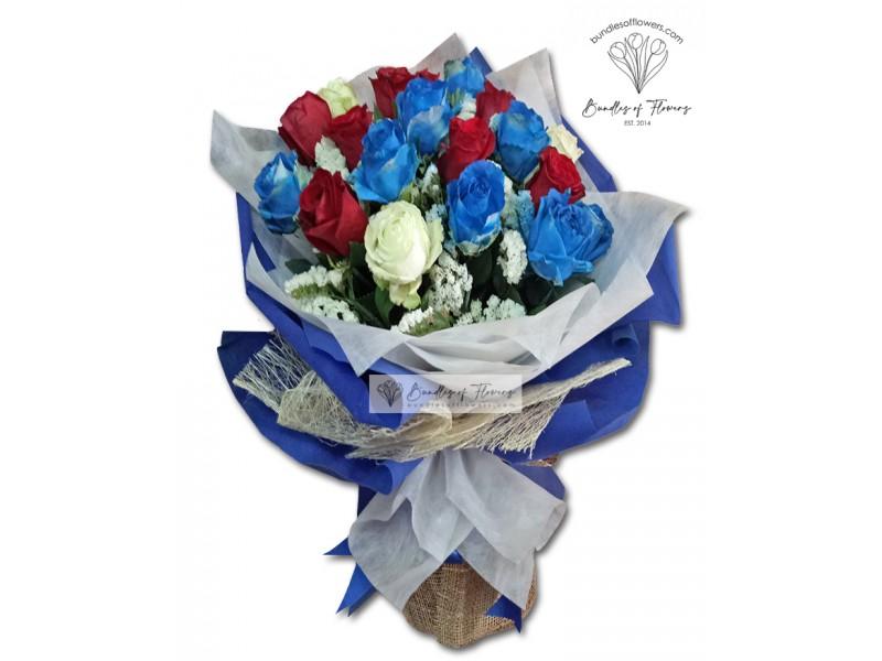 Dads Bouquet 01