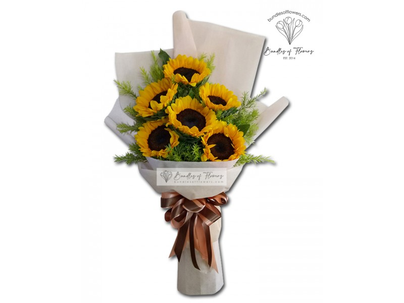 Sunflower Bouquet 03