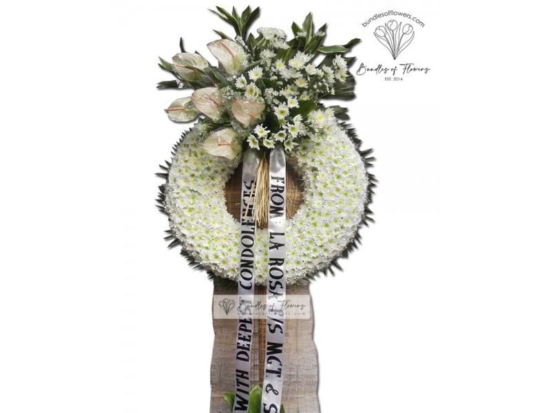 Funeral Wreath 01