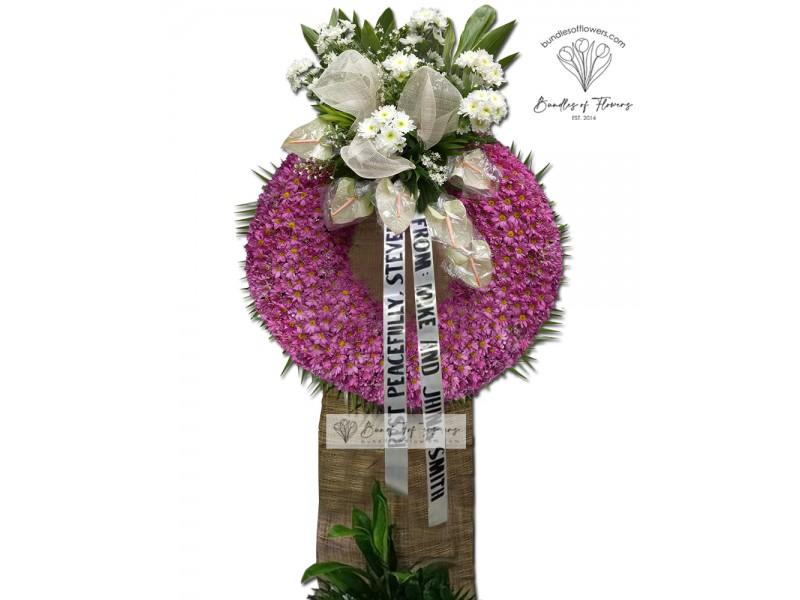 Funeral Wreath 13