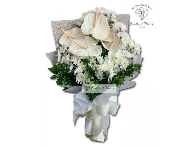 Funeral Bouquet 1