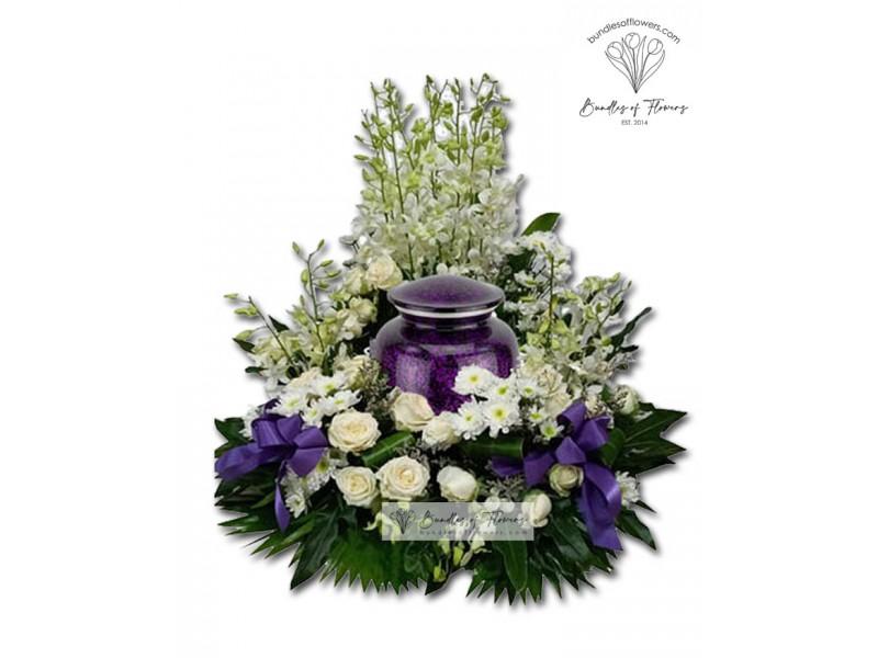 Urn Flowers 1