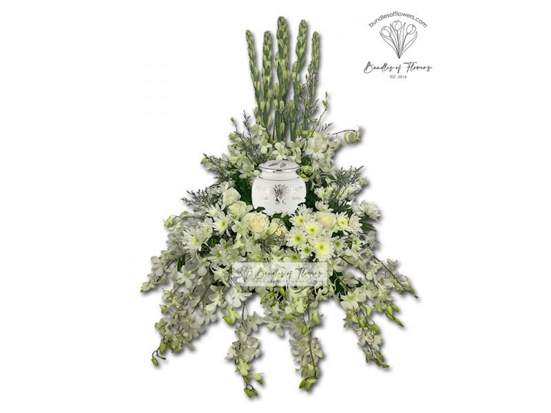 Urn Flowers 2
