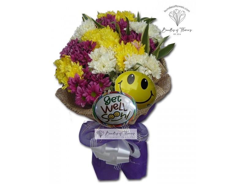 Get Well Bouquet 01