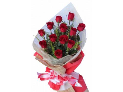 Roses Bouquet 01