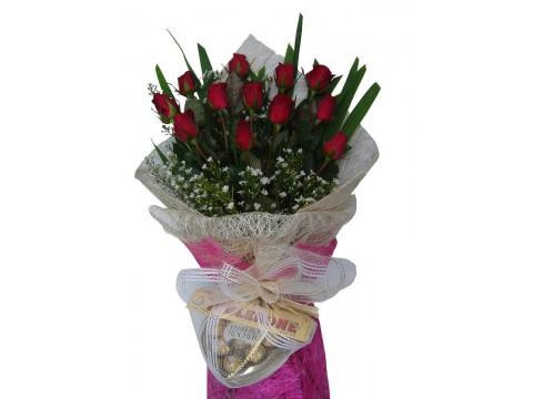 Roses Bouquet 09