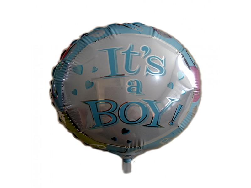Its a Boy 9in