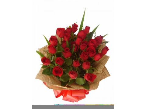 3 Doz Red Roses