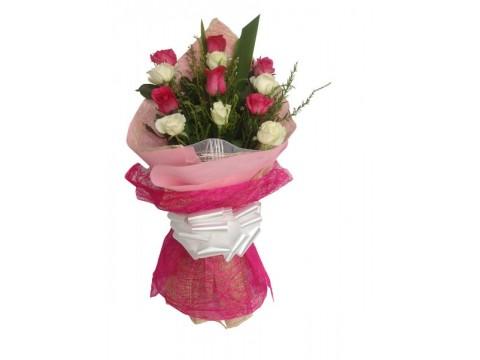 Roses Bouquet 12
