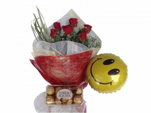 Roses Bouquet 16