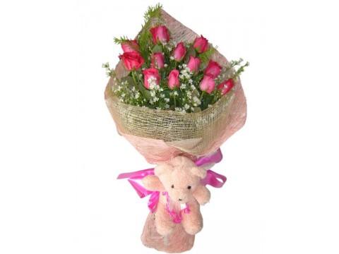 Roses Bouquet 19