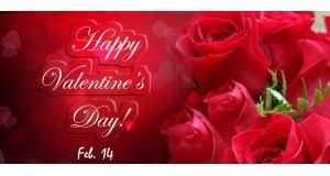 Valentine's Day Flowers Ideas