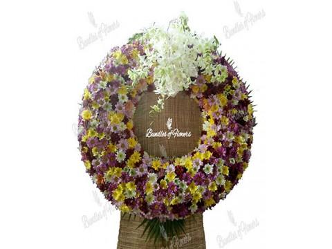 Funeral Wreath 03