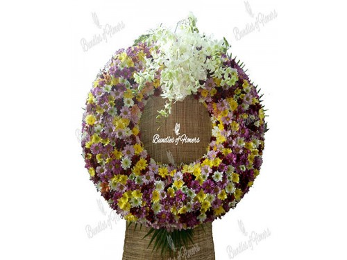 Funeral Wreath 03
