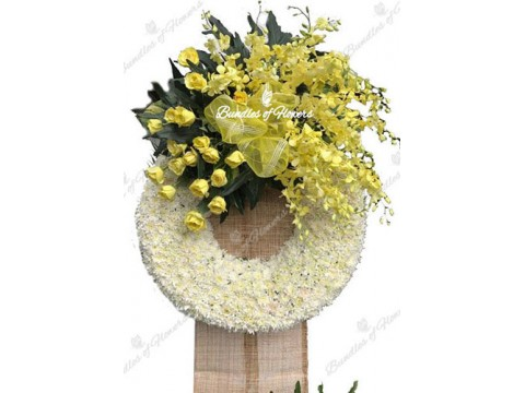 Funeral Wreath 10