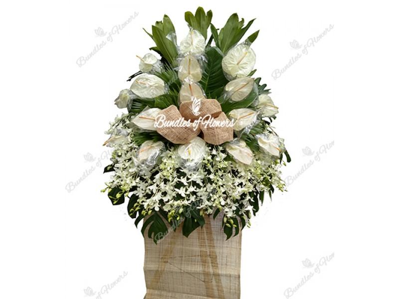 Sympathy Flowers 04