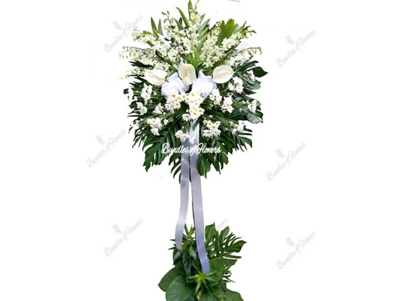 Sympathy Flowers 05