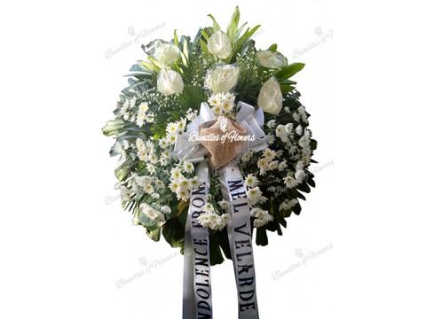 Sympathy Flowers 06