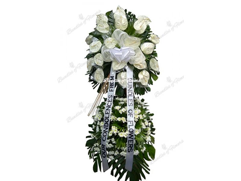 Sympathy Flowers 08