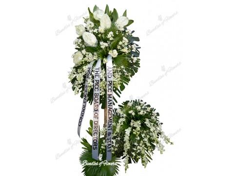 Sympathy Flowers 09