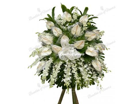 Sympathy Flowers 11