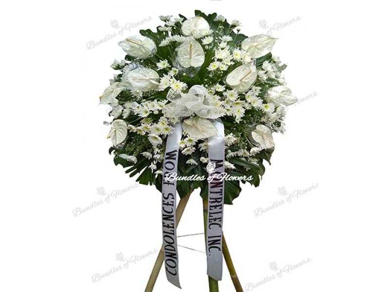 Sympathy Flowers 13