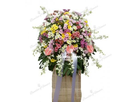 Sympathy Flowers 15