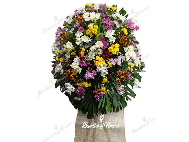 Sympathy Flowers 17