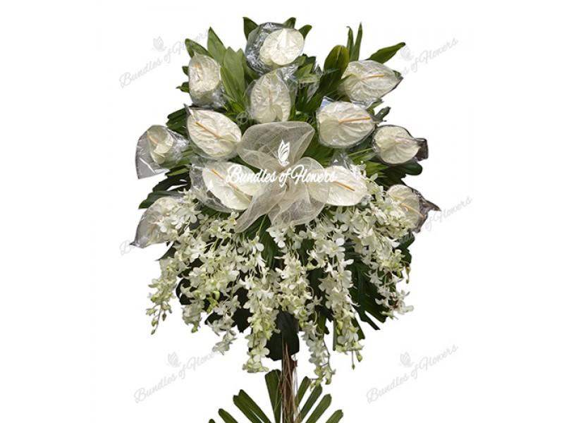 Sympathy Flowers 19
