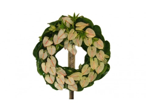 Funeral Wreath 02