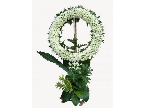 Funeral Wreath 06