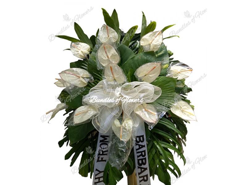 Sympathy Flowers 01