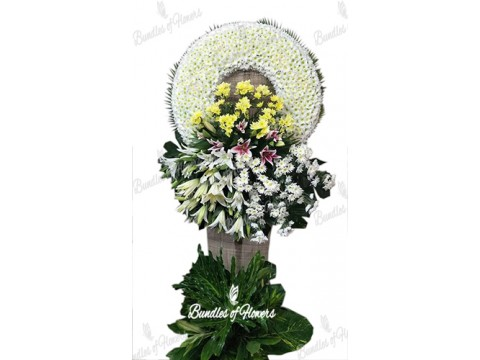 Funeral Wreath 29