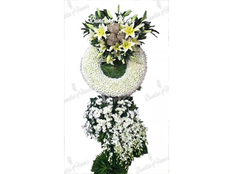 Funeral Wreath 30