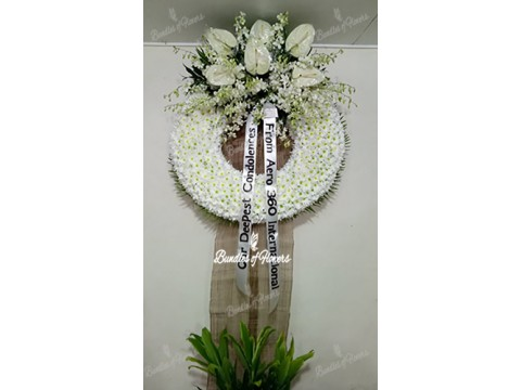 Funeral Wreath 31