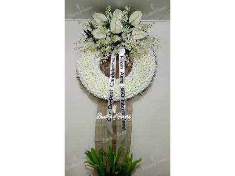Funeral Wreath 31
