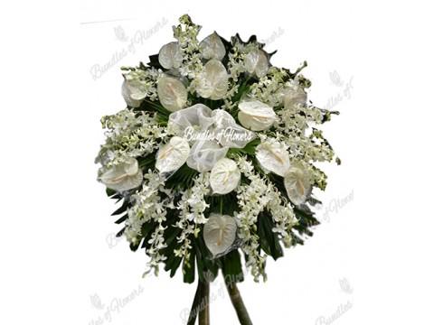 Sympathy Flowers 02